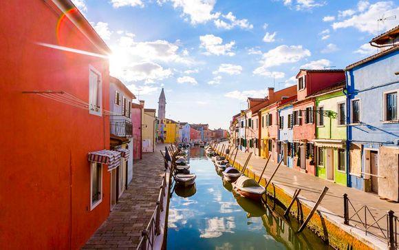 Demeure de charme sur la lagune vénitienne