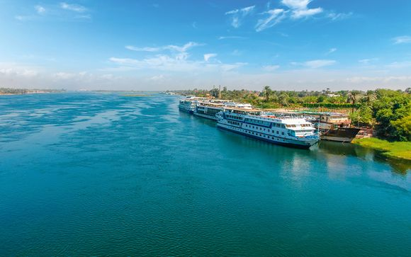 Votre croisière possible sur le Nil