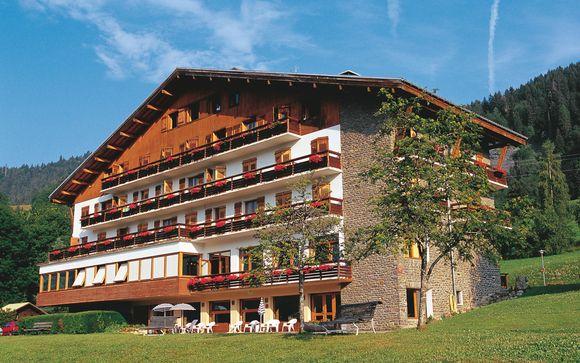 Hôtel Les Chalets du Prariand