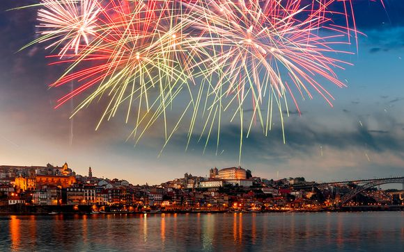 Hôtel Sea Porto 4* et croisière sur le Douro