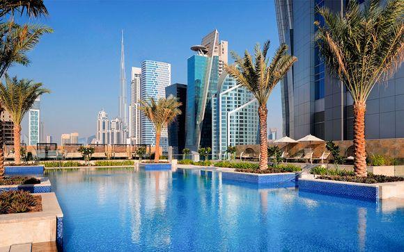 Hôtel Ayada Maldives 5* et escale à Dubai