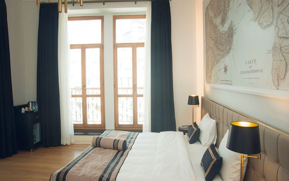 Poussez les portes du BVS Lush Hotel 4*