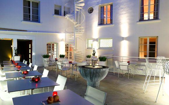 Poussez les portes de l'hôtel Cézanne 4*