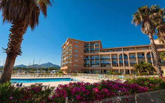 Résidence Mer et Golf Port Argeles