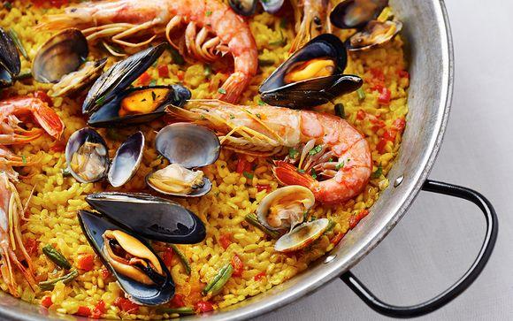Envie d'une Paella à la maison?