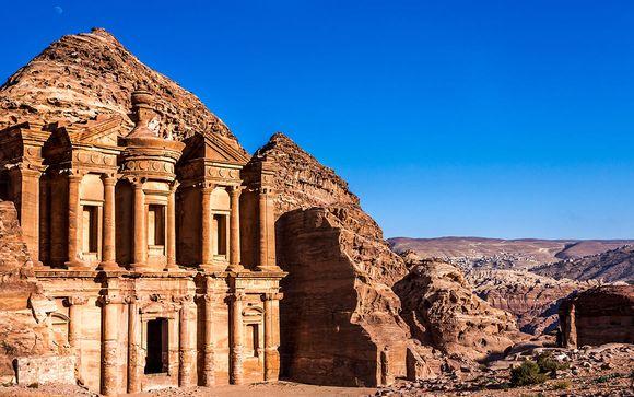 Circuit Jordanie Majestueuse et extension possible à la Mer Morte