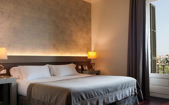 Poussez les portes de l'hôtel Duquesa Suites 4*