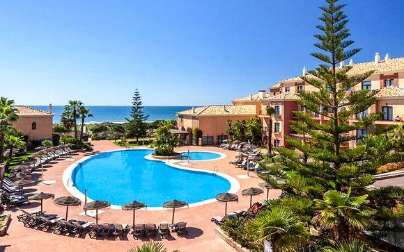 Poussez les portes de l'hôtel Barceló Punta Umbria Mar 4*