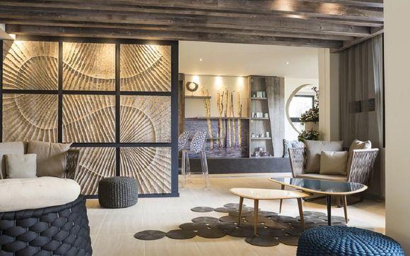 Hôtel Les Bains d'Arguin 4* by Thalazur