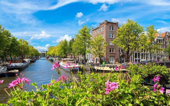 Hôtel Movenpick Amsterdam City 4*