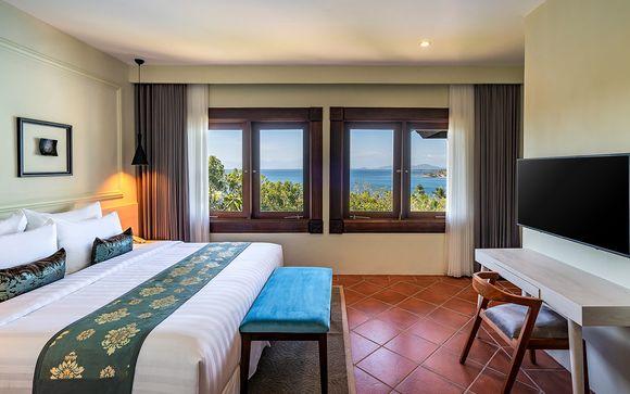 Poussez les portes de l'hôtel Wyndham Sundancer Resort Lombok 5*