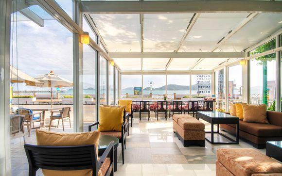Poussez les portes de l'hôtel Kantary Bay Phuket 4*