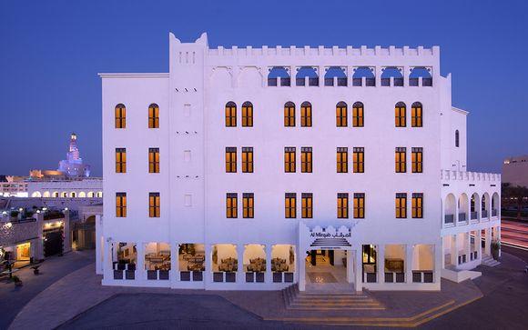 Votre pré-extension possible à Doha