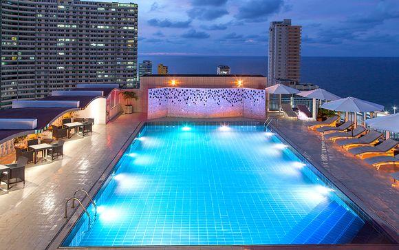 Votre extension à l'hôtel NH Capri Havana