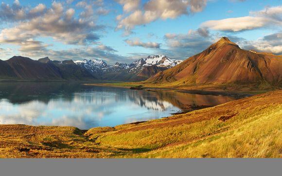 Pause estivale et découverte d'une nature éclatante - Reykjavik -