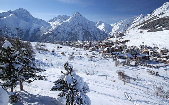 Rendez-vous... dans Les Deux Alpes