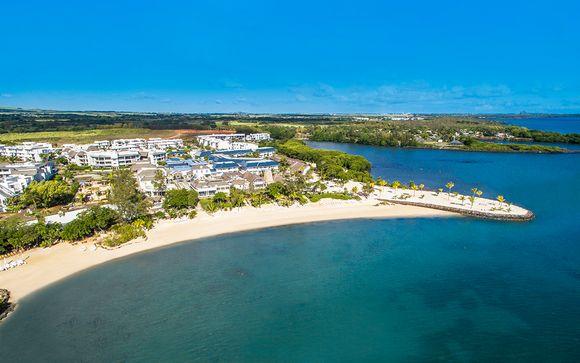 Poussez les portes de la résidence Azuri : Life in blue à l'Île Maurice