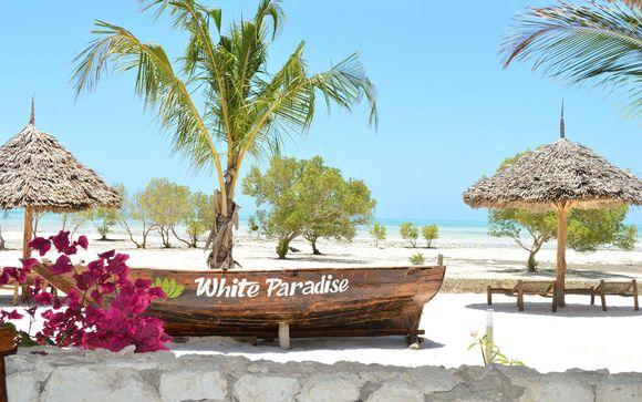 Votre extension à l'hôtel White Paradise Beach Resort 4*