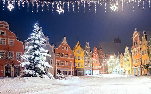 La magie des marchés de Noël