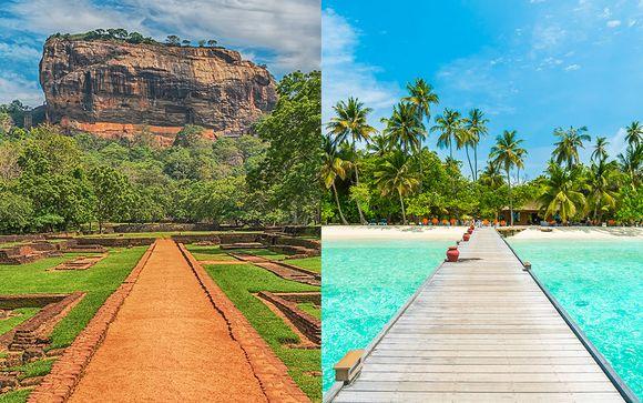 Circuit minitour Sri Lanka et extension aux Maldives