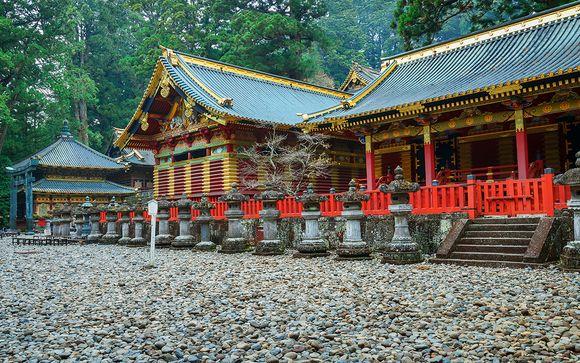 Excursion en anglais à Nikko depuis Tokyoitle