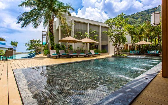Votre extension à l'hôtel Maï House Patong 5* à Phuket