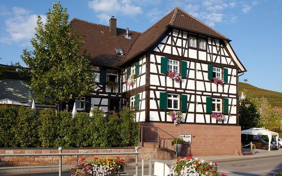 Hôtel Ritter Durbach 4*