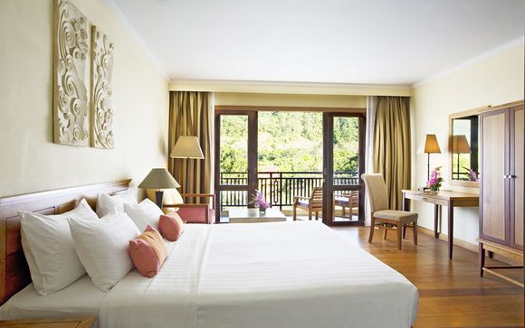 Poussez les portes de l'hôtel The Emerald Cove Koh Chang 5* à Koh Chang