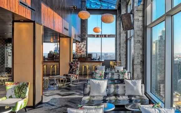 Poussez les portes de l'hôtel Doubletree By Hilton Times Square West 4*