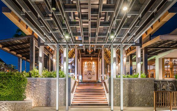 Poussez les portes de l'hôtel Deevana Krabi 4*