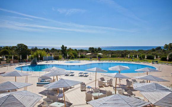 Poussez les portes de l'hôtel Baia del Porto 4*