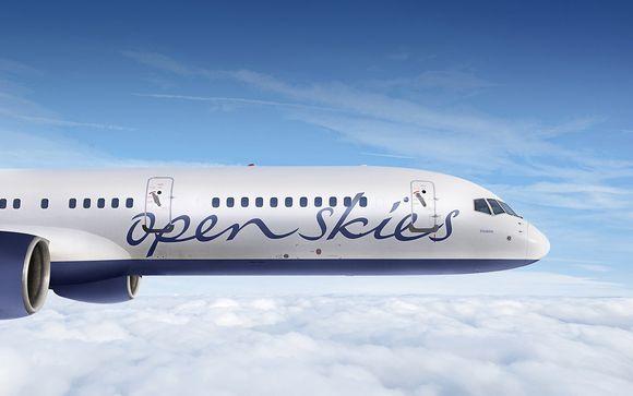 Offrez-vous le luxe de la classe Affaires Biz Bed avec OpenSkies