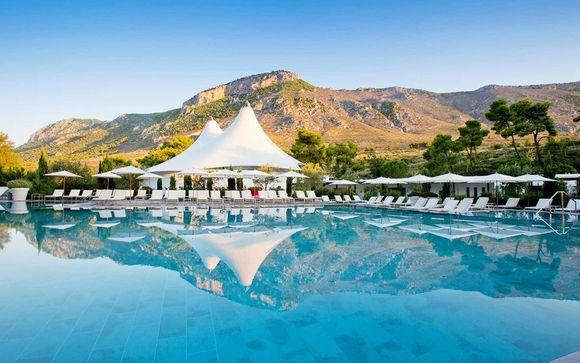 Combiné Club Med Gregolimano 4 Tridents et Acropolis Spirit Boutique Hôtel 4*