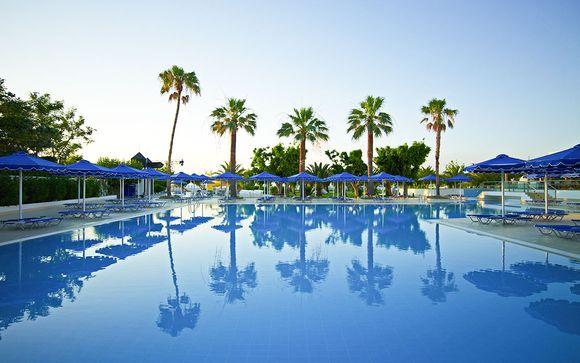 Hôtel Mitsis Faliraki Beach 5*