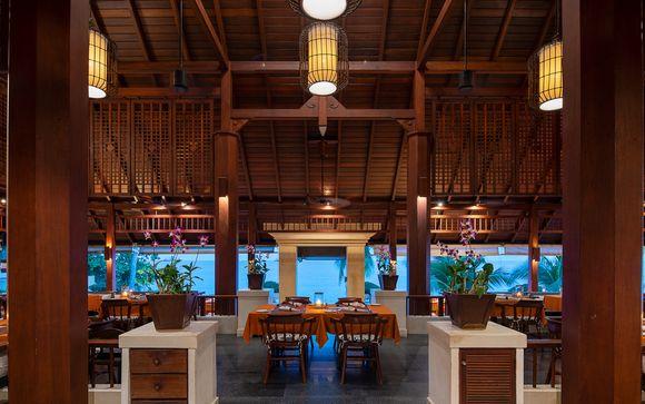 Poussez les portes de l'hôtel  Pavilion Samui Villas & Resort 5*