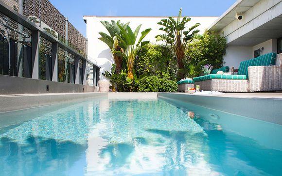 Espagne Barcelone - Ofelias Hotel 4* à partir de 45,00 € - Barcelone -