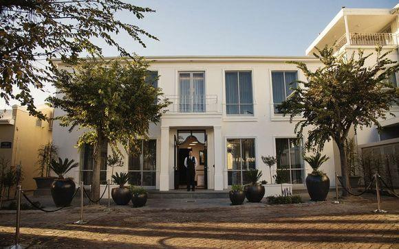 Poussez les portes du Queen Victoria Hotel 5*