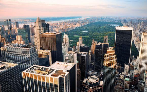 Poussez les portes de vos hôtels Crowne Plaza Times Square et Ocean Coral and Turquesa