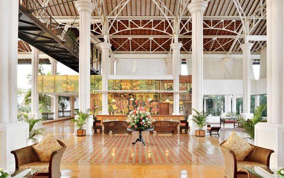 Votre extension à l'hôtel Radisson Blu de Goa