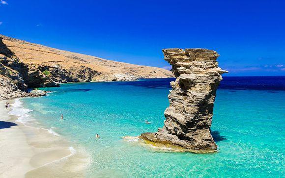 Combiné d'îles incontournables aux Cyclades en 3*