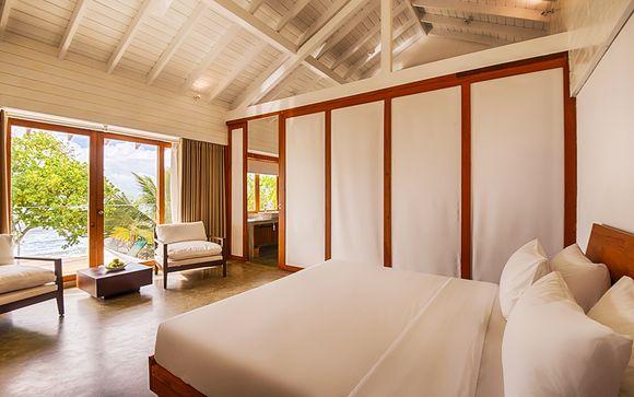 Votre extension à l'hôtel Ubuntu Beach Villas à Mirissa