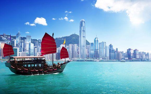 Hôtel Regal Hongkong 5*