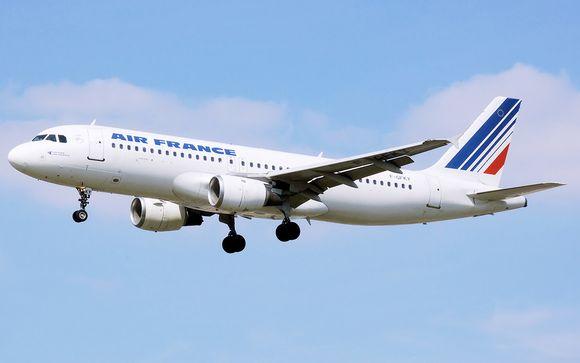 Votre voyage avec Air France