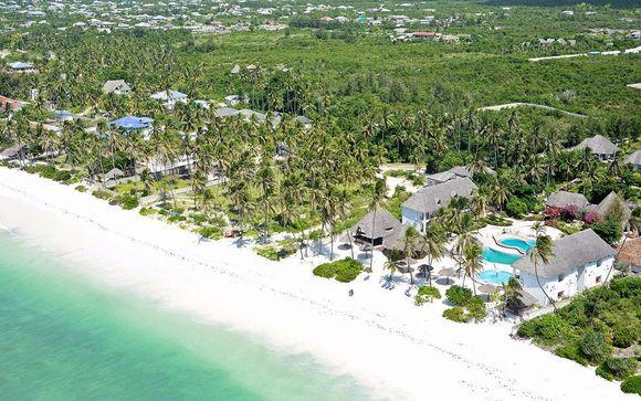 Hôtel African Sun Sand Sea Resort & Spa