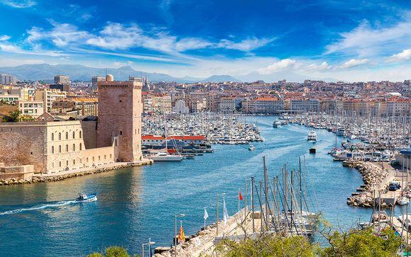 Evasion au bord de la Méditerranée
