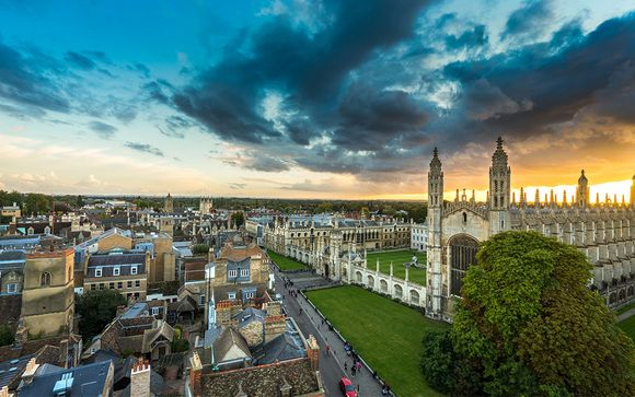 Rendez-vous... à Cambridge