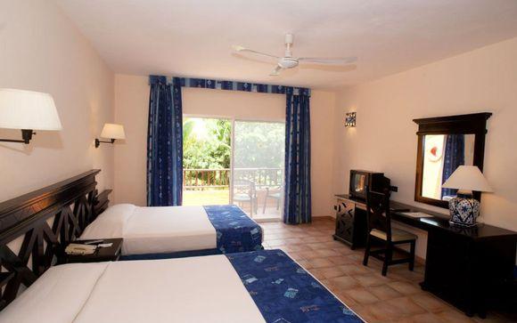 Poussez les portes de votre hôtel Catalonia Playa Maroma 4*