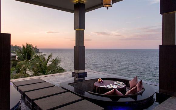 Poussez les portes de l'hôtel Cape Sienna 5* à Phuket