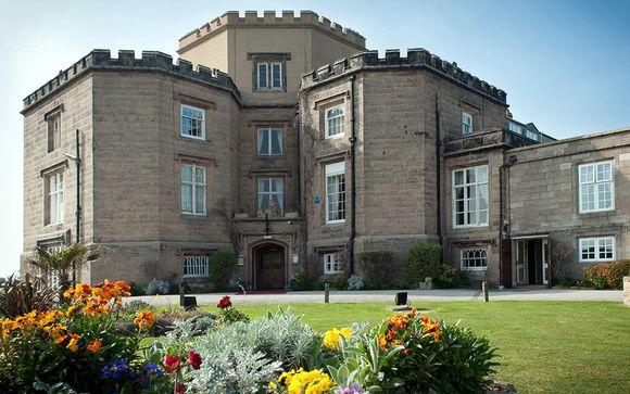Poussez les portes de votre hôtel Leasowe Castle 4*