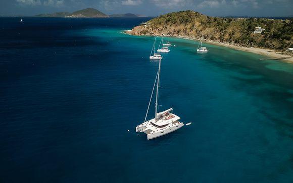 Croisière de rêve aux Grenadines en catamaran premium